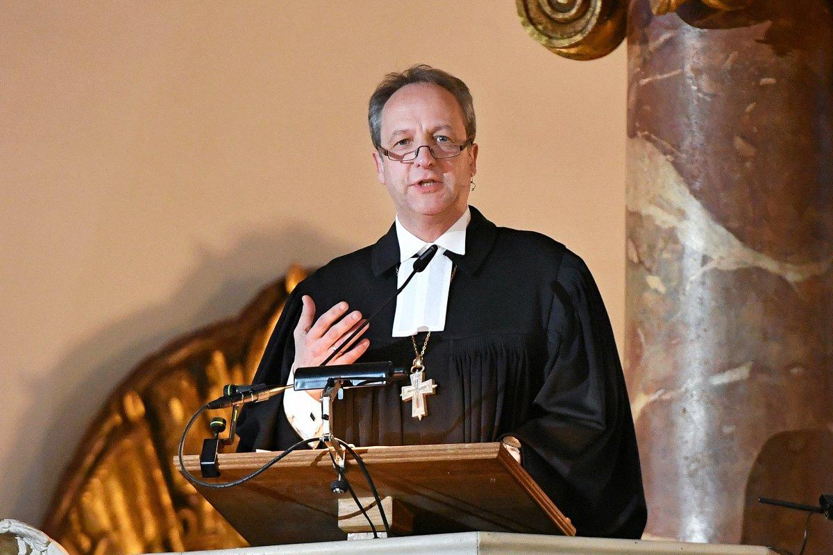 Festgottesdienst für den neuen Bischof