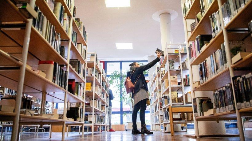 Bibliothek Berlin: Viele schließen für eine Woche - das sind die Alternativen - Berliner Morgenpost