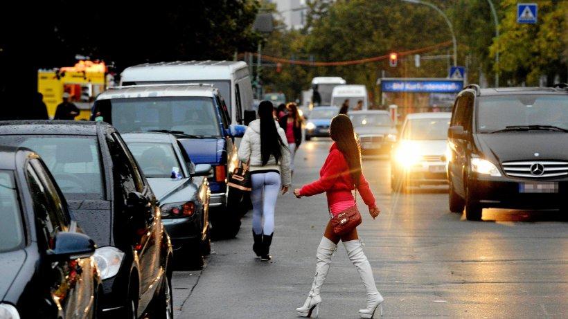 Kurfürstenstrich: Das verdient Berlin an Prostituierten
