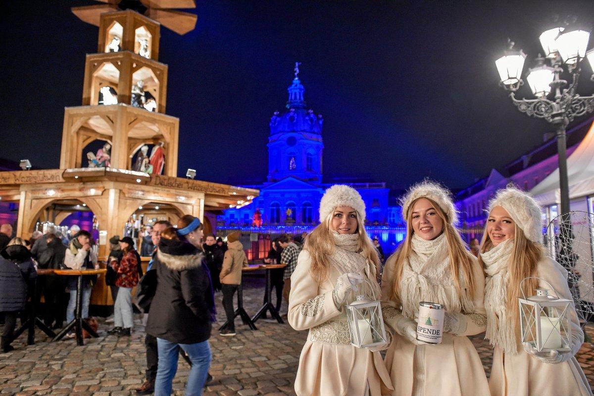 Weihnachtsmarkt Berlin: Das sind die schönsten Märkte in der Adventszeit