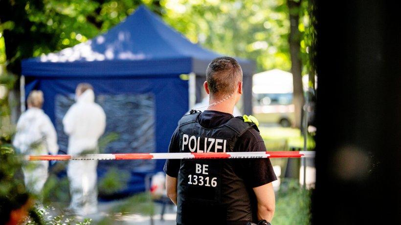 Mord in Berlin: Russischer Verdächtiger in Hochsicherheitstrakt in Tegel