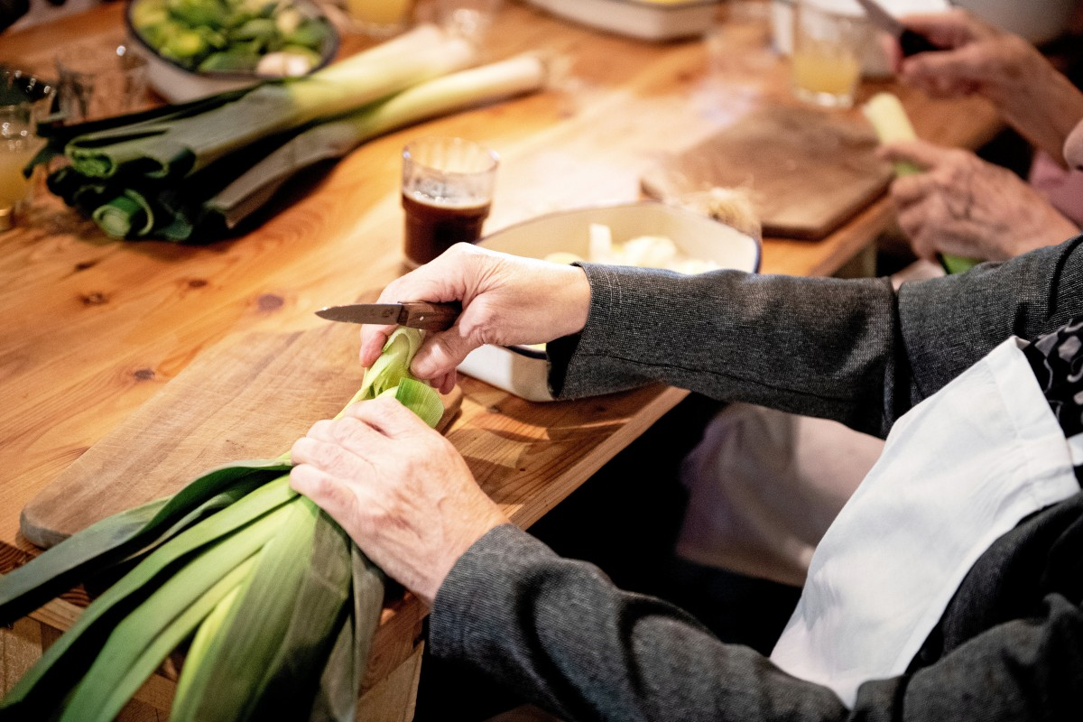 Auf kulinarischer Mission: Omas fast vergessene Rezepte