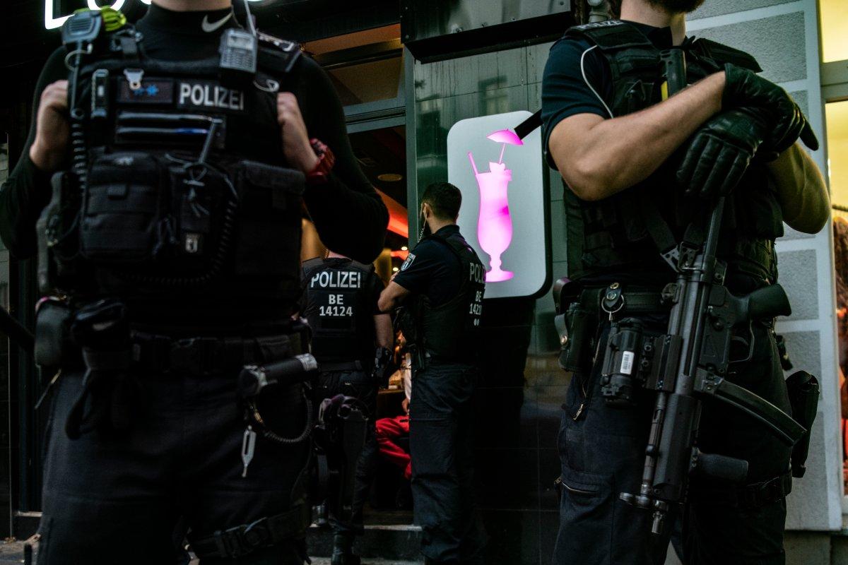 Kampf gegen Clan-Kriminalität - fast 400 Polizeieinsätze