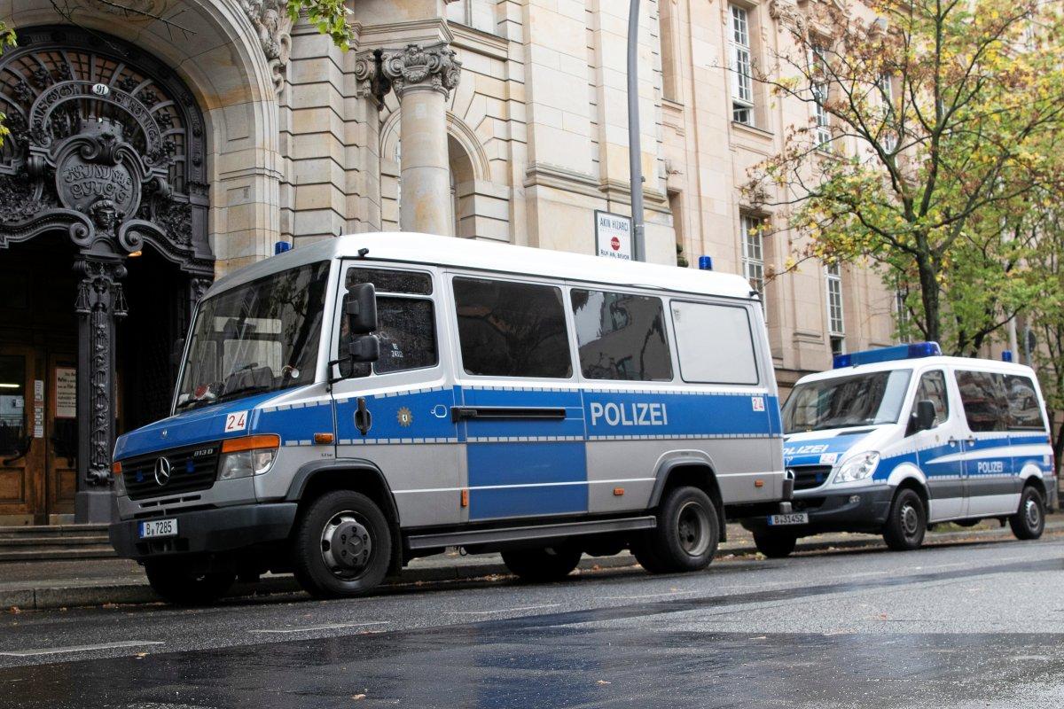 Zahl beschlagnahmter Waffen an Berlins Gericht steigt