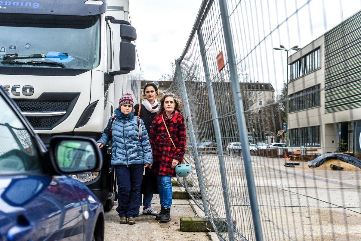 Prenzlauer Berg: Wie auf Breitscheidplatz - Lkw-Blocker für Schulhof gefordert