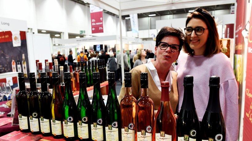 Weinmesse Berlin lädt am Wochenende auf das Messegelände