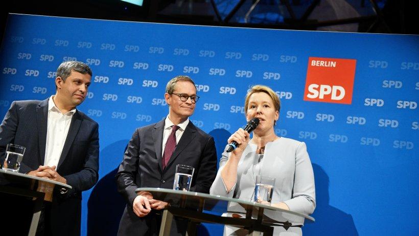 SPD will Parteispitze nicht von Mitgliedern bestimmen lassen