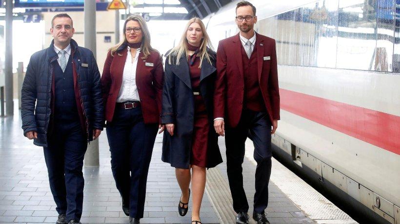 Deutsche Bahn: So bequem ist die neue Dienstkleidung
