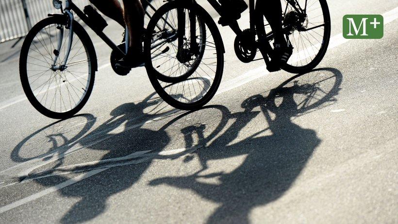 Wegen Corona: Bezirke wollen Autospuren zu Radwegen machen