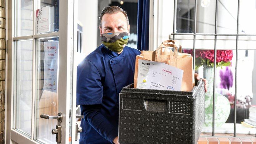 Morgenpost-Menü Spezial: Tim Raue to go