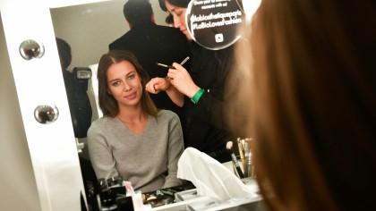 Berliner Model Soll Die Neue Freundin Von Brad Pitt Sein Berliner Morgenpost