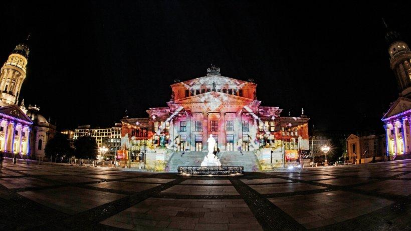 Berlin leuchtet weiter: Lichtkunst an 40 Orten