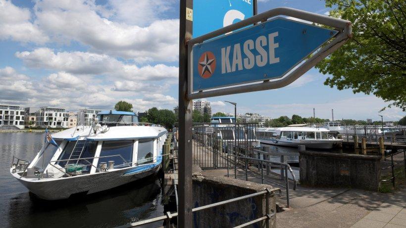 Stadt Berlin:Express-Fähren sollen von Köpenick bis ins Zentrum fahren...