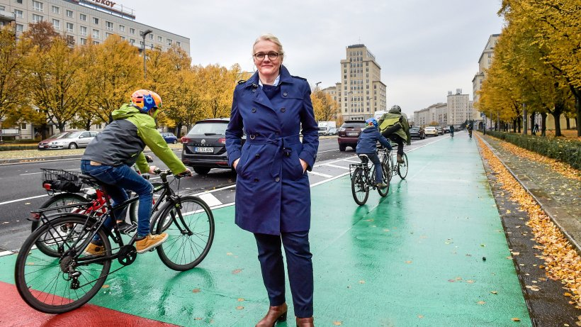 Karl-Marx-Allee in Berlin-Mitte umgebaut: Das sind die Neuerungen