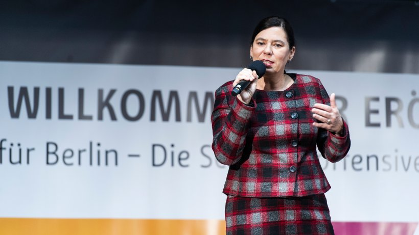 Entlassungsantrag gescheitert: Bildungssenatorin Scheeres bleibt im Amt