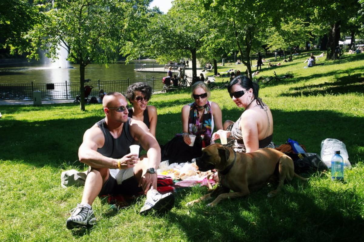 Picknick orte in berlin