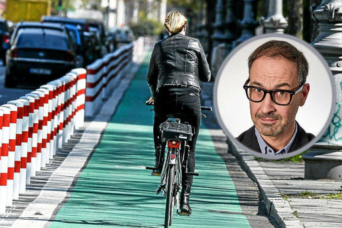 Berlin braucht den richtigen (Rad)Weg