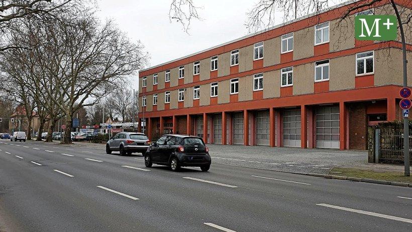 Berlin Reinickendorf: Wegen Ampel - Wittenauer Feuerwehr kommt bei Notruf nicht vom Hof