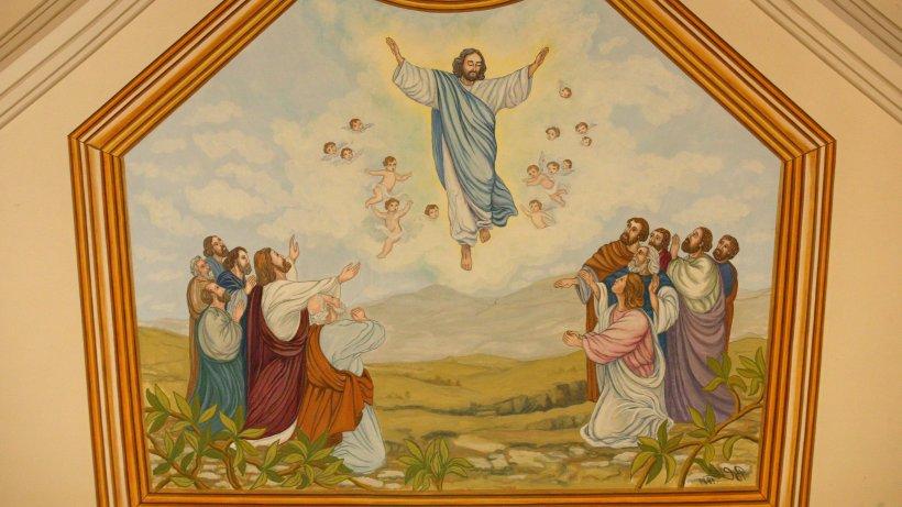 vatertag  was der feiertag christi himmelfahrt bedeutet
