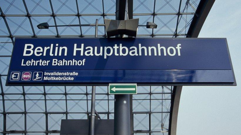 Den Lehrter Bahnhof Gibt Es In Berlin Nicht Mehr