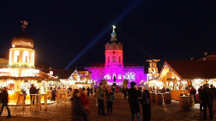weihnachtsmarkt schloss charlottenburg 2013
