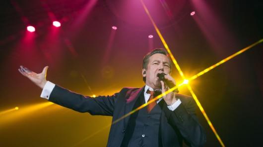 Roland Kaiser startet Tournee