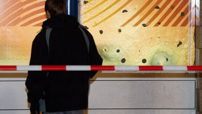 Wettburo Mord In Berlin