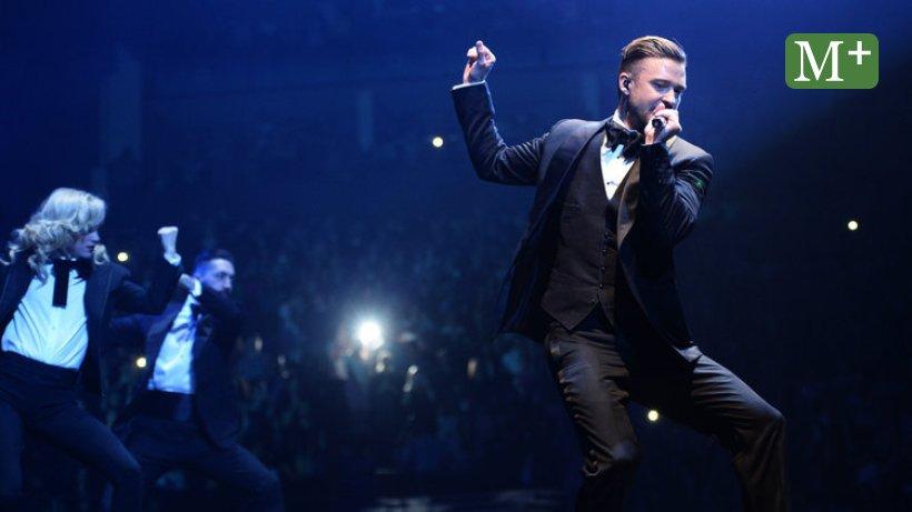 Justin Timberlake Konzert Deutschland