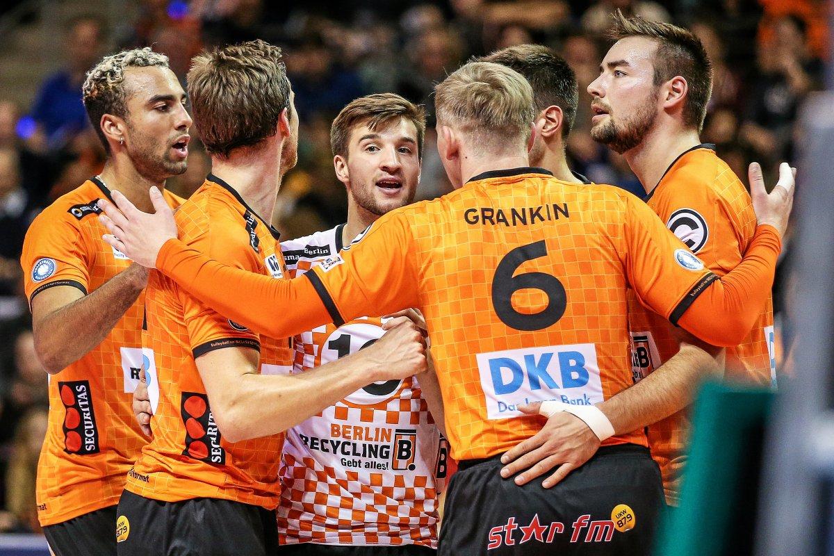 Julian Zenger: Der Jüngste ist Abwehrchef der BR Volleys