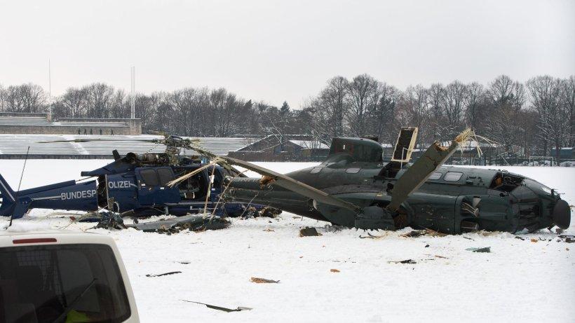 Hubschrauber Unfall Aktuell