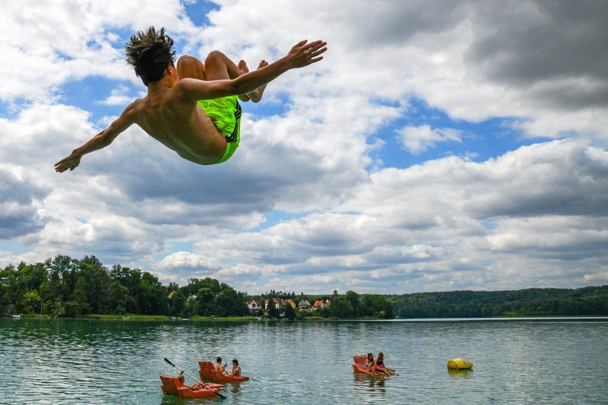 Die zehn schönsten Badestellen in Brandenburg
