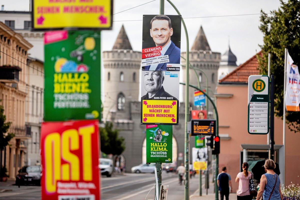 Das sind die möglichen Szenarien zur Brandenburg-Wahl
