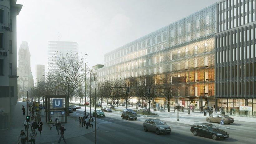 Best Tv Service >> Aus Karstadt in der City West wird ein Riesenshoppingcenter - Charlottenburg-Wilmersdorf ...