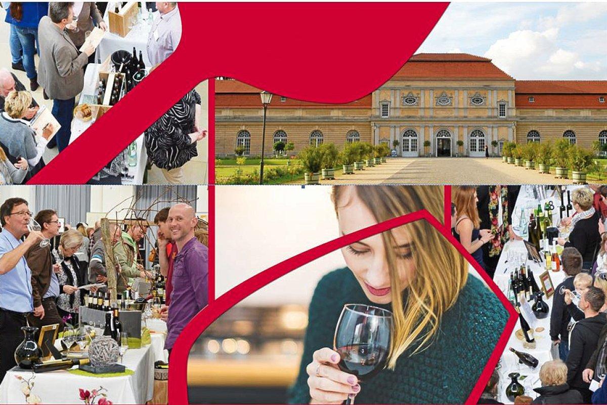 Wieder Weinmesse im Schloss Charlottenburg