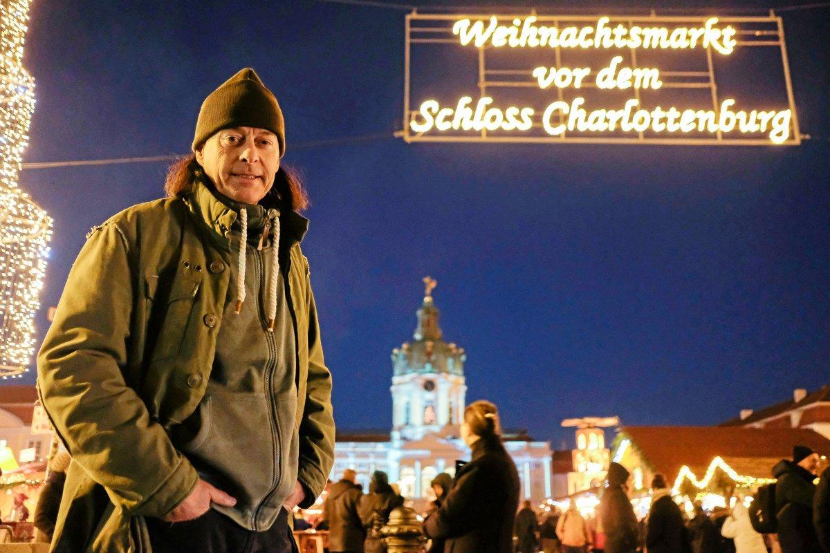 Schloss Charlottenburg: Darum könnte es eng für den Weihnachtsmarkt werden