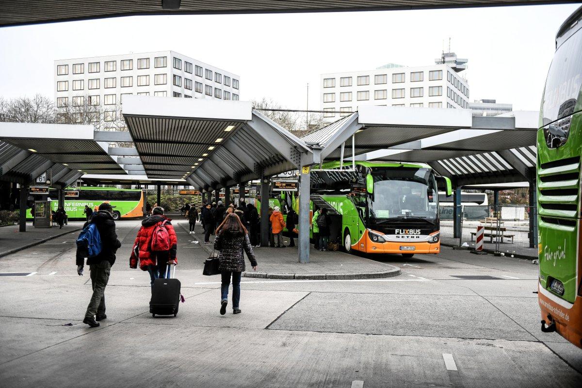 Wie gut ist Berlins ZOB gegen Anschläge geschützt?