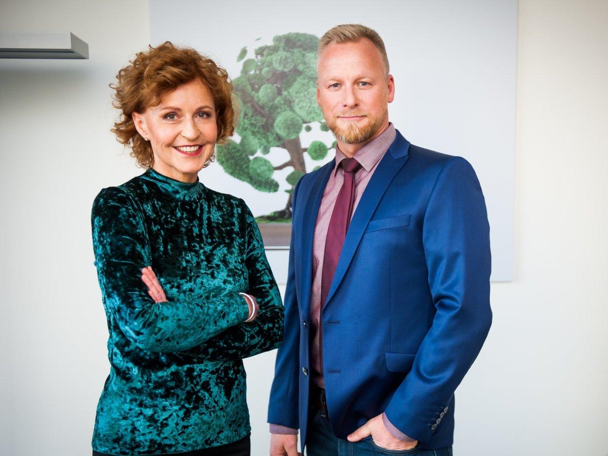 Geschäftsführung von competence & more: Claudia Ohlert und Torsten Seelig