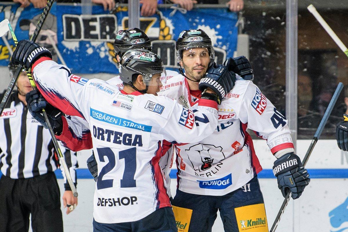 Vierter Sieg in Folge für die Eisbären