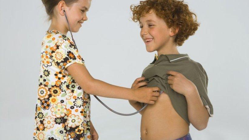 Doktorspiele bei Kindern Hilfe für Eltern und Kinder - Martin Dierks