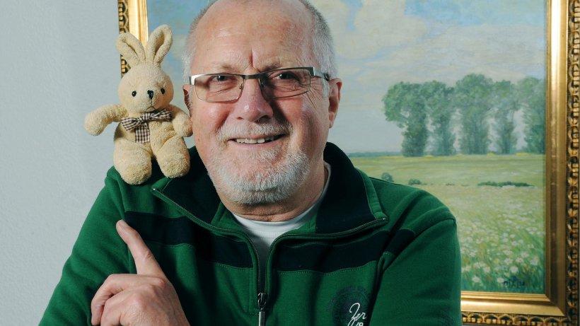 Die Geschichte eines Freundes namens Hase - Lothar-Arndt-Dinge-des-Lebens-Hase-3-