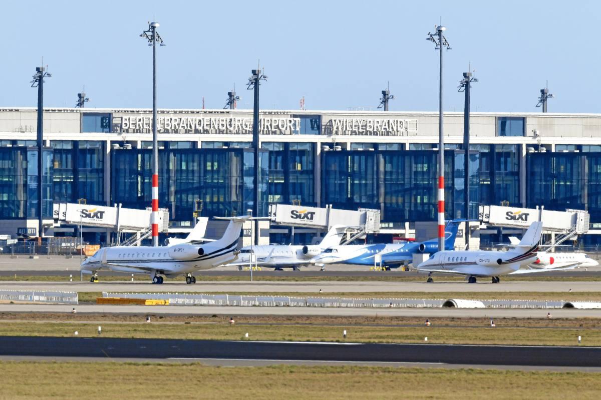Flughafen Ber Kosten Für Terminal 2 Verdoppeln Sich Wegen