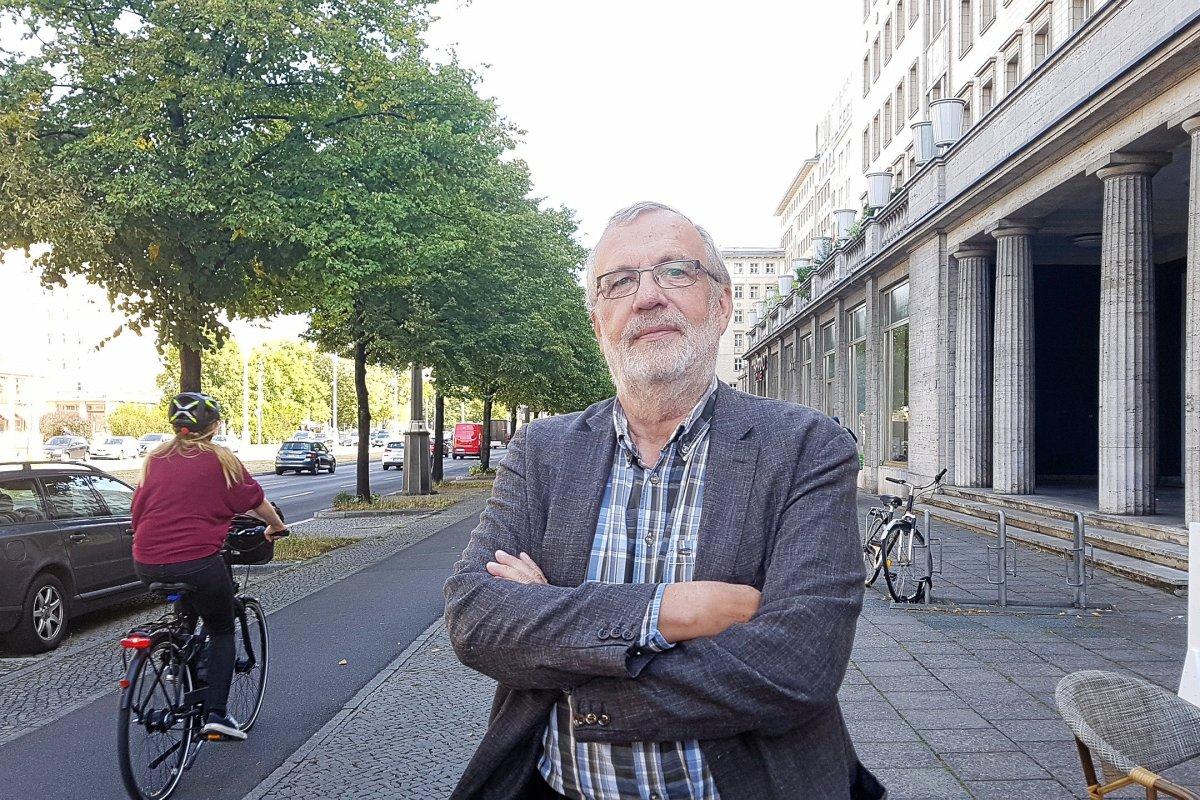 Die Probleme von Senioren in Friedrichshain-Kreuzberg