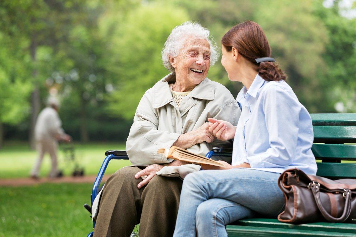Selbsthilfe-Forum für pflegende Angehörige