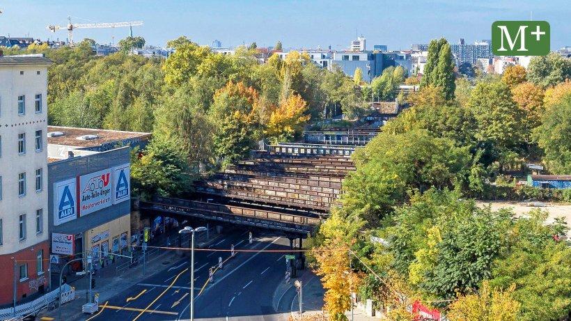 Weitere Yorckbrücke wird geöffnet