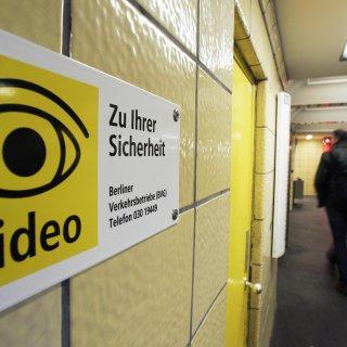 Die Videoüberwachung macht die U-Bahnhöfe sicherer