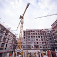 In Berlin werden in diesem Jahr rund 12.000 neue Wohnungen fertig. Das sind viel zu wenige