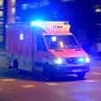 Ein Fußgänger musste nach einem Unfall am Morgen auf die Intensivstation gebracht werden
