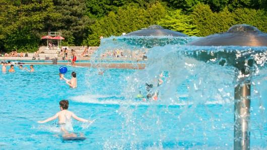 Das Freibad Prinzenbad wird wohl Mitte Mai wieder öffnen können