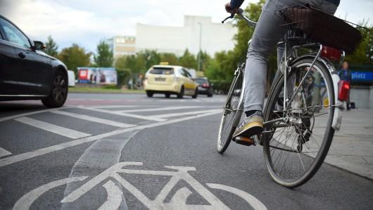 """""""Wir wollen einfach nur sicher Fahrradfahren"""", sagt Initiator Heinrich Strößenreuther"""