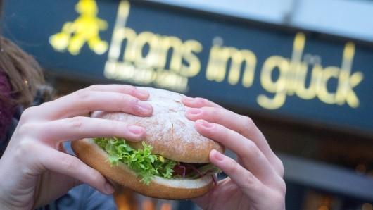 Die Burger-Kette Hans im Glück